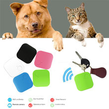 Smart Mini GPS Tracker Bluetooth Pet Car Child Wireless Anti Lost Sensor Tracer(China)