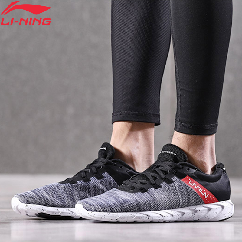 Li-Ning Men's Future Runner Sport Light Running Shoes Breathable Sneakers LiNing Li Ning Comfort Sport Shoes ARBN003 XYP628