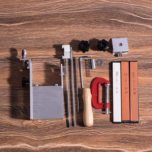 Image 5 - أحدث نظام احترافي للطحن بسكين قابل للدوران 360 درجة قلم رصاص مبيكس إدج برو مبراة مع 3 أحجار