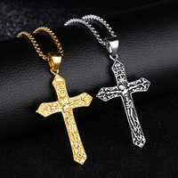 Lucky Female Cross Crystal Pendants Silver Chain Necklaces 5A Shiny Zirconia Choker Necklaces Fashion Jewelry Gifts For Women