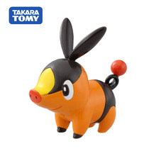 TAKARA TOMY  Pokemon Dolls Toy for Children Collectibles Pocket Monster Moncolle Pokabu Japan Anime Figure Action