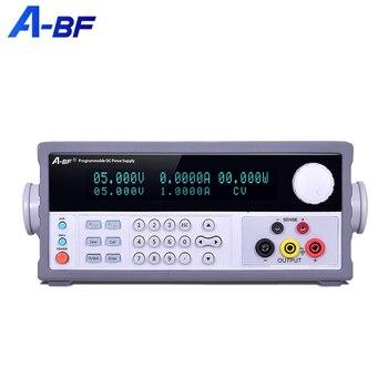 A-BF DC Regulated Power Supply Adjustable 5 Digit Programmable Linear 30V 60V 150V Voltage Current Lab Power Regulator 3A 5A 10A wanptek dps3010u 305u 605u switching dc power supply adjustable 4 digit lab bench power source 30v 10a 30v 5a 0 01v 0 001a ac