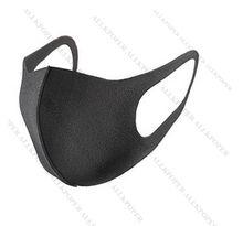 5PCs Fashion KPOP EXO LUHAN Reusable Black Mouth Mask respirator Winter warm Mouth Cover Face Mask washable Masks K pop Unisex