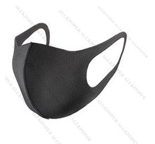 5PCs אופנה KPOP EXO LUHAN לשימוש חוזר שחור פה מסכת הנשמה חורף חם פה כיסוי פנים מסכת מסכות רחיץ K פופ יוניסקס