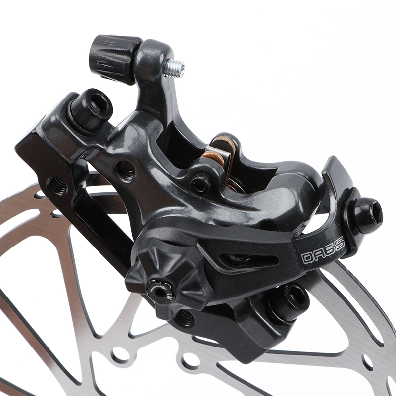 New MTB Mechanical Front Rear Disc Brake Caliper For Mountain Road Bicycle Bike