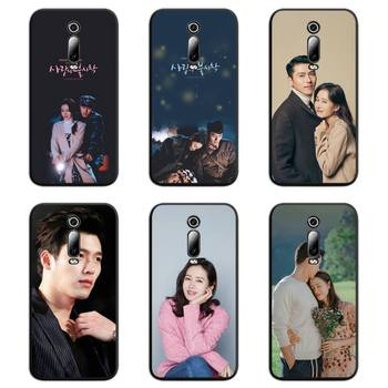 Son Ye Jin Hyun Bin Phone Case For Redmi 9A 9 8A 7 6 6A Note 9 8 8T Pro Max K20 K30 Pro image