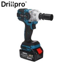 Impact-Wrench Power-Tools 15000amh-Battery Electric 520n.m 388VF Brushless Cordless Makita