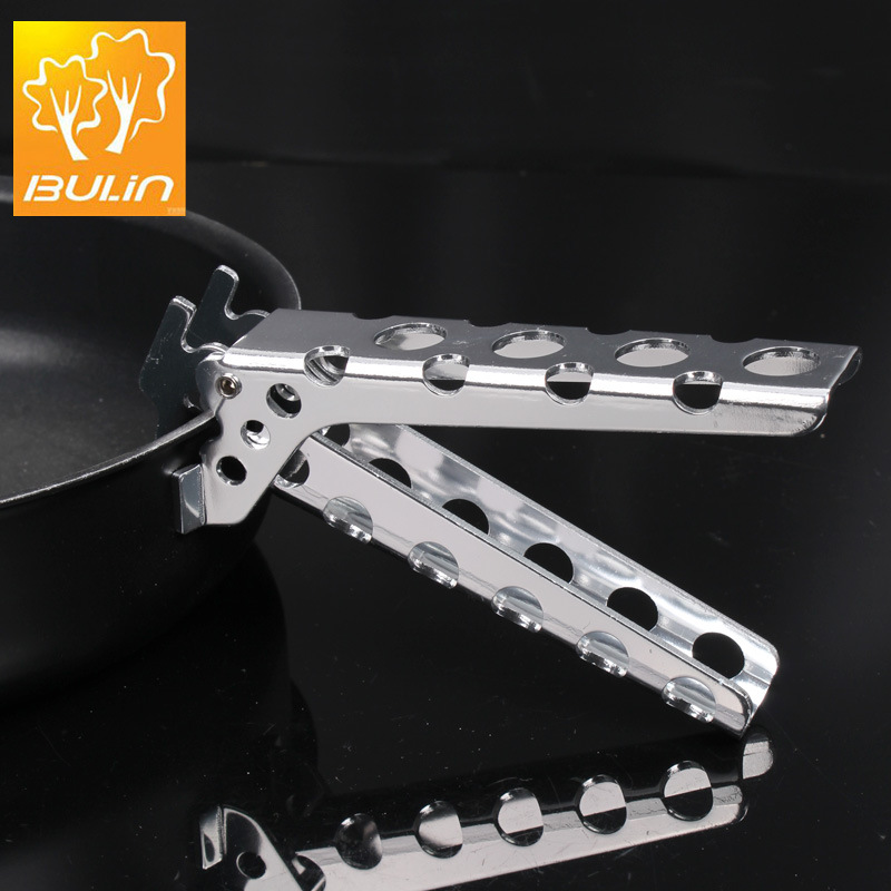 BULIN BL20C Aluminium Alloy Hand Pot Clamp Yeying Guo Clamp/Pot Set Pot Clip Heat Resistant Anti-slip Currently Available