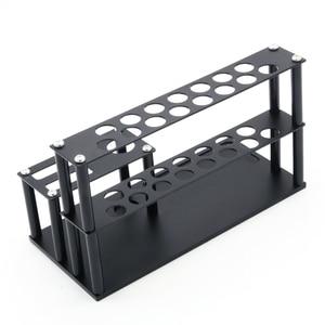 Image 4 - Ferramentas, liga de alumínio, prateleira de armazenamento de chave de fenda, suporte para alicate, tesoura, suporte de ferramenta soquete para modelo rc diy