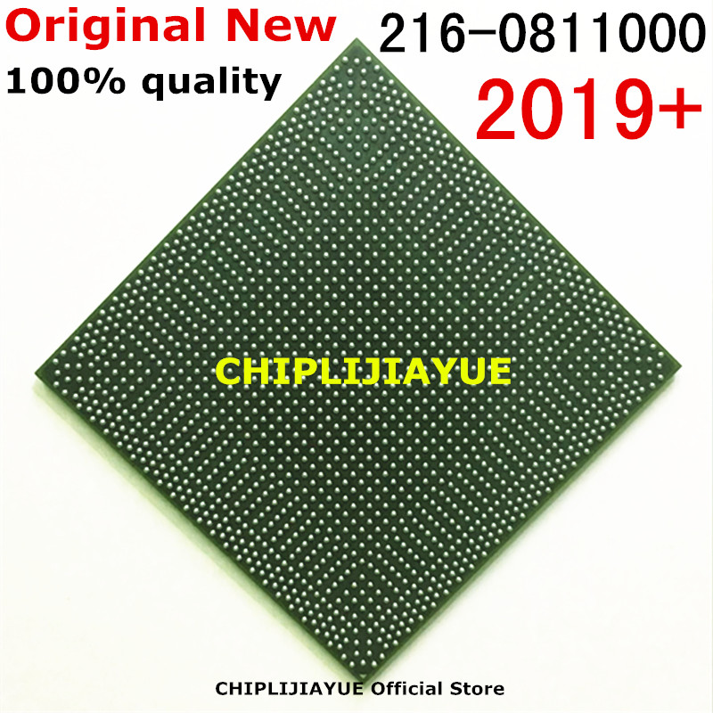1-10PCS DC2019+ 100% New 216-0811000 216 0811000 IC chips BGA Chipset