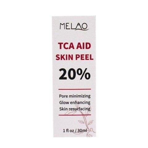 Tca Aid Skin Peel Face Serum Trichloroaectic Acid 20% Skin Peel Pore Minizing Wrinkles Spots Skin Care Face Serum 30ml Lahore