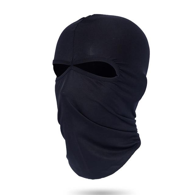 HEROBIKER Motorcycle Face Mask Unisex Summer Breathable Balaclava Moto Mask Motorcycle Ski Paintball Tactical Face Shield Hood 3