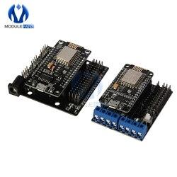 ESP8266 CH340G NodeMcu V2 V3 Drahtlose WIFI Modul Stecker Entwicklung Board Basierend ESP-12E Micro USB CP2102