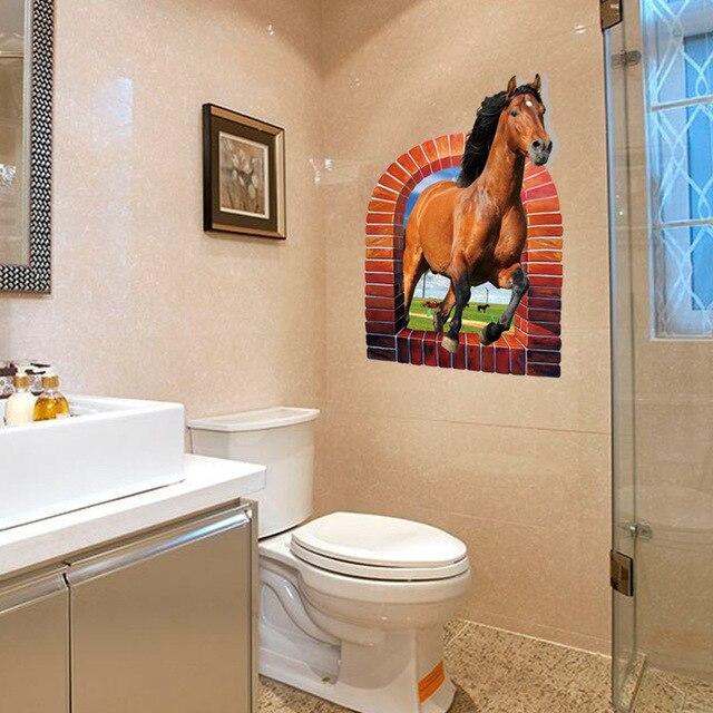 Фото sk90743d стикер на стену лошадь спальня гостиная крыльцо тв цена