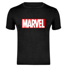 MARVEL T-Shirt 2019 New Fashion Men Cotton Short Sleeves Casual Male Tshirt Marv