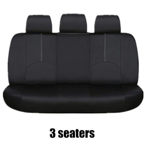 Image 5 - PU leather universal car seat cover for gift car seat cushion High quality waterproof car seat cover