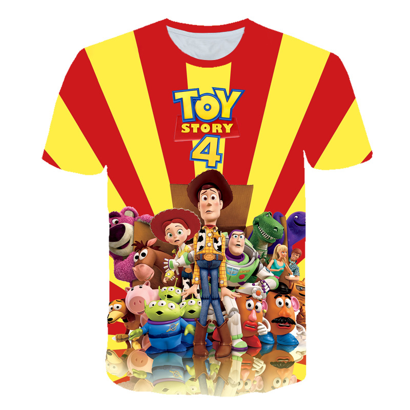 Kids Dark Electro Dragon O-Neck T Shirts for Fashion Children Boys Girls Tee Shirt