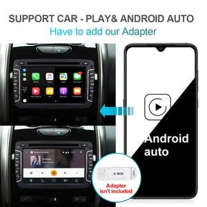 Image 4 - Isudar PX6 1 Din Android 10 รถวิทยุสำหรับDacia/Sandero/Duster/Renault/Captur/Lada/Xray 2/Logan 2 มัลติมีเดียPlayer RAM 4G
