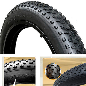 Image 2 - CASDONA bicycle mountain bike fat bikes Bicycle Accessories Bicycles aluminum alloy wheel 26 inch  snow wheel size cm wide side
