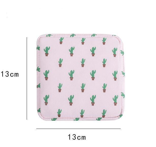 eTya Women Small Cosmetic Bag Set  Zipper Girls Mini Makeup  Lipstick Bags Travel  Earphone Coin Napkin Organizer Pouch Bags 5