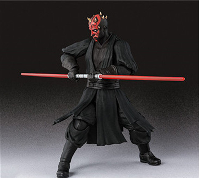 15cm Darth Maul Action Figure Toys Doll Christmas Gift With Box