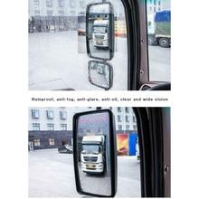 $ 3.98 Protective Rainproof Film Ultra transparent 17*20cm Truck Rear View Mirror