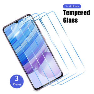 1/2/3 PCS Tempered Glass for Xiaomi Redmi 9C 9A 9 8A Pro 8 Anti Scratch Safety Glass for Redmi 7A 7 6A 6 Pro HD Front Movie