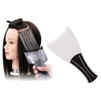 Comb Hair Streaked Plate Tool