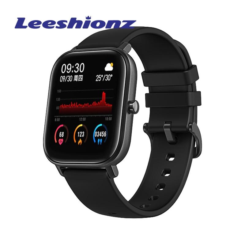 P8 Smart watch men Full Touch Screen Heart rate monitor Blood pressure Watch Smartwatch waterproof Woman Sports GTS Smartwatch