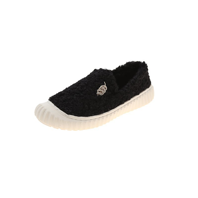 JINJIN-WW48-Kobiety kapcie zimowe buty zimowe Unisex domowe buty zimowe Plus buty zimowe