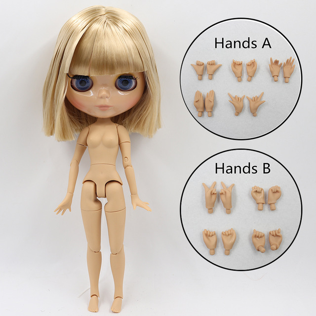 ICY DBS blyth doll bjd toy joint body 1/6 30cm girls gift special offers doll on sale 11