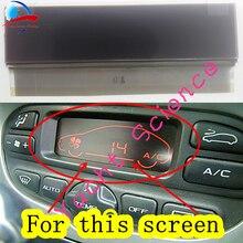 Автомобильный ACC блок ЖК-дисплей климат контроль пиксель ремонт кондиционер информация экран для peugeot 307 Citroen C5 Xsara Picasso