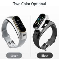 JOHOX Smart bracelet phone information movement sleep monitoring heart rate blood pressure oxygen photo alarm