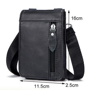 Image 2 - MVAของแท้หนังเอวFannyแพ็คกระเป๋าเข็มขัดกระเป๋าโทรศัพท์กระเป๋าเดินทางเอวชายเอวกระเป๋าหนังกระเป๋า702