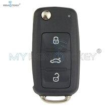 цена на Remtekey 5K0837202AD flip key for VW VOLKSWAGEN Beetle Golf Jetta Eos Polo Tiguan caddy scirocco touran up 5K0 837 202 AD  202AD
