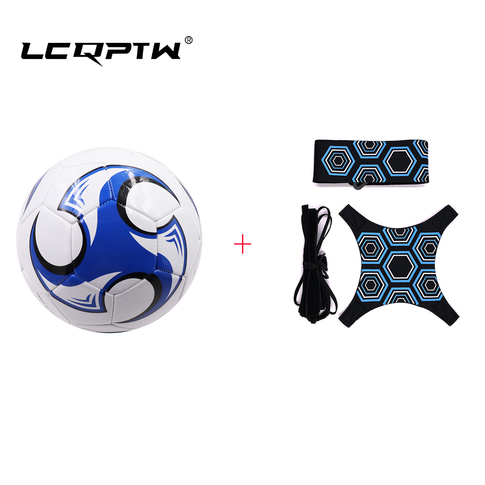 2019 Professional Match Football Official Size 5 Soccer Ball PU Futbol Bola+Football Solo Belt/Football Bags/Pump For Adult