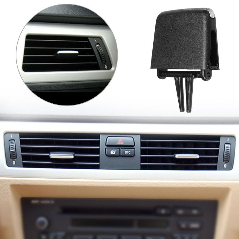 Car Front A/C Air Conditioning <font><b>Vent</b></font> Outlet Tab Clip Repair Kit For X5 E70 X6 E71 For <font><b>BMW</b></font> 3 Series <font><b>E90</b></font> 2005-2012 Dropship image