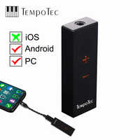 Headphone Amplifier TempoTec Sonata HD PRO HiFi Decoding For Android PC USB TYPE C TO 3.5MM adapter DAC Portable Audio out