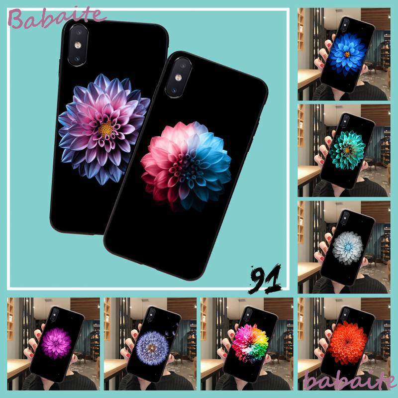 Babaite Printed Wallpaper Coque Shell Phone Case For Iphone 8 7 6 6s Plus 5 5s Se 2020 11 11pro Max Xr X Xs Max Phone Case Covers Aliexpress