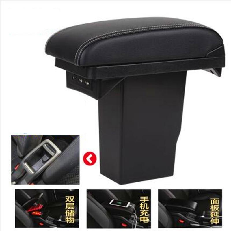 Para Peugeot 301 Citroen C3-XR caja de reposabrazos Elíseos