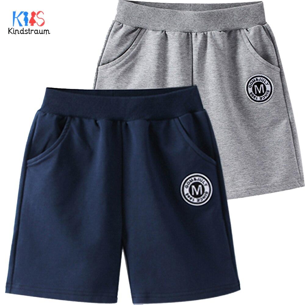 2020 Boys Shorts Hot Sale Solid Colors Kids Boy Short Pants Children Pants For Baby Boys Summer Beach Loose Shorts For Boy DC110