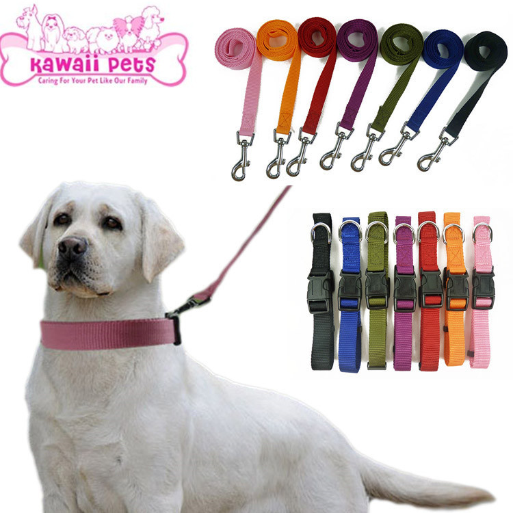 Pet Supplies Neck Ring Sling Set Nylon Ring Pet Dog Neck Ring Collar Large And Medium Small Dogs