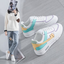 All-match old shoes women spring new Korean sports shoes women street casual women's shoes