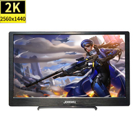 13.3 inch 2k CNC portable hdmi monitor pc LCD screen ips display 15.6 inch gaming computer monitor for Xbox PS3 PS4 Raspberry PI