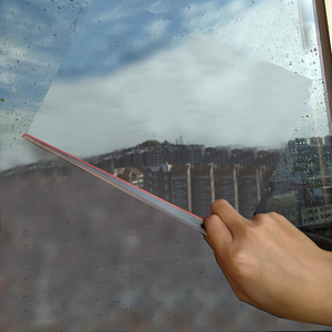 Image 5 - Wraps vinil Tintométrico Janela Rodo com Pontas De Borracha para Limpeza De Vidro Limpador Água Brisa Do Carro Espelhos Do Banheiro Rodo A72