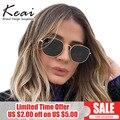 Redondo hexágono polarizado óculos de sol para mulheres marca designer de alta qualidade feminino óculos masculinos sol oculos