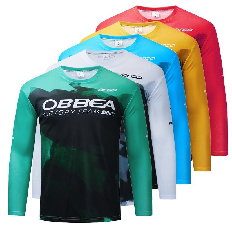 Tld nueva de Jersey para descensos de bicicleta de montaña de la motocicleta Ciclismo Jersey Crossmax camisa de Ciclismo ropa para hombres MTB MX POC