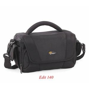 Image 3 - Lowepro แก้ไข 110 แก้ไข 140 Digital SLR กล้องสามเหลี่ยมกระเป๋า Rain Cover แบบพกพากรณีสำหรับ Canon Nikon