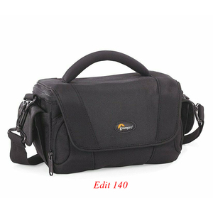 Image 3 - Lowepro Edit 110 Edit 140 Digital SLR Camera Triangle Shoulder Bag Rain Cover Portable Waist Case Holster For Canon Nikon