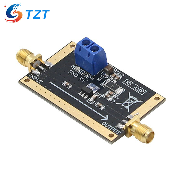 TZT SBB5089 RF Power Amplifier Module 50N-6GHz 18dB Broadband Gain Amplification image